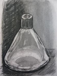 Charcoal Studies by Gail Brown (1)