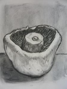 Charcoal Studies by Gail Brown (2)