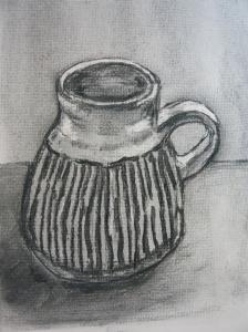 Charcoal Studies by Gail Brown (3)