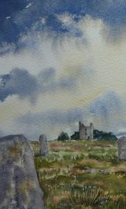 Hurlers Stones - Yvette Wiltshire