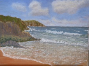 Pastel Seascape Workshop (10)