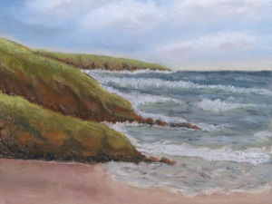 Pastel Seascape Workshop (11)