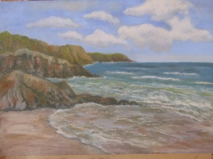 Pastel Seascape Workshop (12)