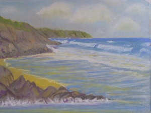 Pastel Seascape Workshop (4)