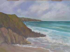 Pastel Seascape Workshop (5)