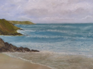 Pastel Seascape Workshop (6)