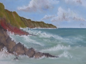 Pastel Seascape Workshop (8)