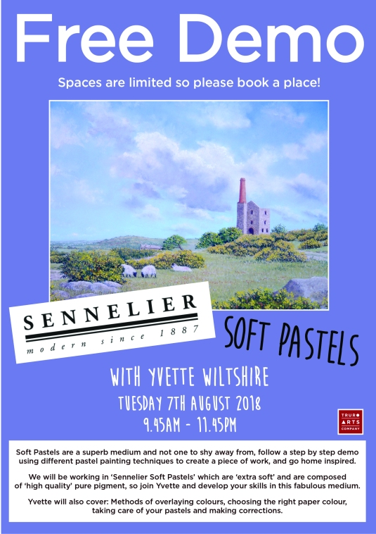 Truro Pastel Demo A5 Workshop Posters 201821 (002)