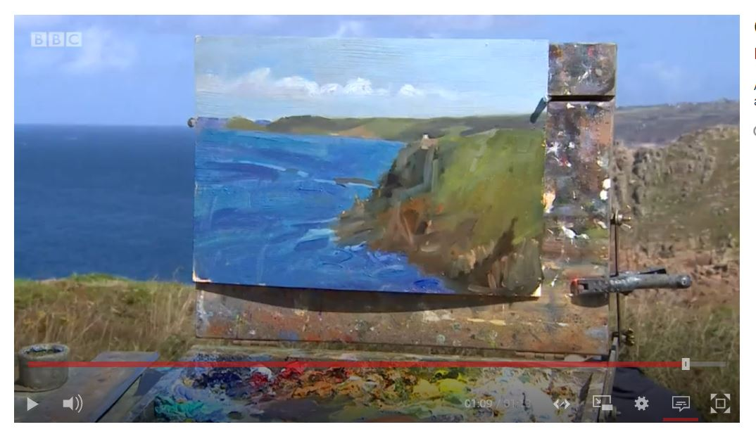 Record Breaking Artists on Coastpath